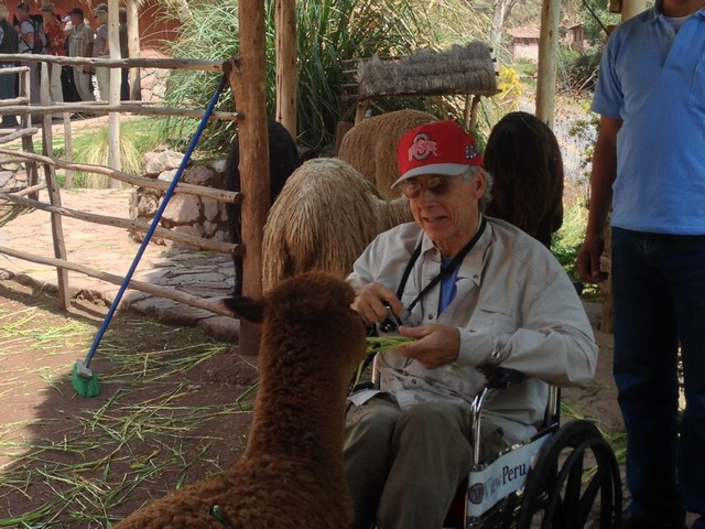 Handicapped Peru Travel Packages
