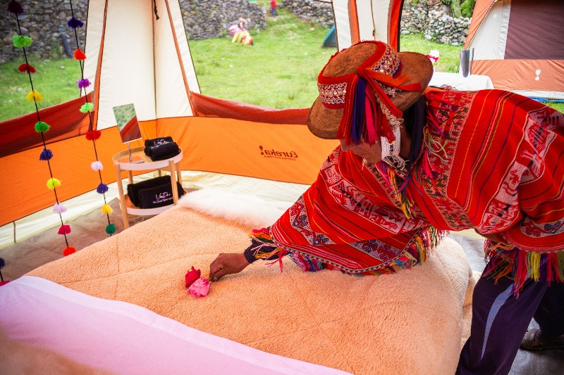 Glamping Inca Trail Tours