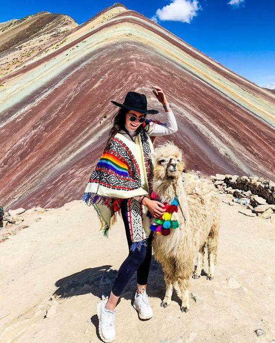 Vinicunca Rainbow Mountain Experience - Full Day Hike